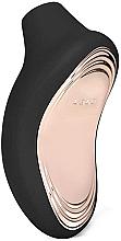 Schallwellen-Klitoris-Stimulator schwarz - Lelo Sona 2 Black — Bild N2