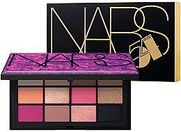 Düfte, Parfümerie und Kosmetik Lidschattenpalette - Nars Studio 54 Hyped Eyeshadow Palette