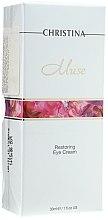 Düfte, Parfümerie und Kosmetik Regenerierende Augencreme - Christina Muse Restoring Eye Cream