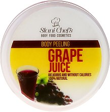Düfte, Parfümerie und Kosmetik Körperpeeling mit Traubensaft - Hristina Cosmetics Stani Chef's Grape Juice Body Peeling