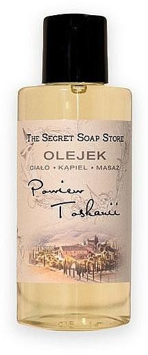 Massageöl für den Körper Breath of Tuscany - The Secret Soap Store — Bild N1