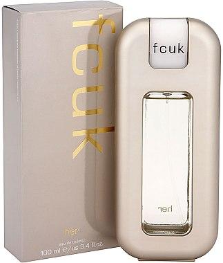 FCUK Her - Eau de Toilette — Bild N2