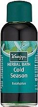Düfte, Parfümerie und Kosmetik Körperöl Eukalyptus - Kneipp Eucalyptus Herbal Bath