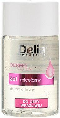 Mizellen-Reinigungsgel für empfindliche Haut - Delia Dermo System Micellar Gel for Washing — Bild N1