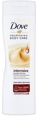 Körperlotion - Dove Nourishing Body Care Intensive Body Lotion — Bild N1