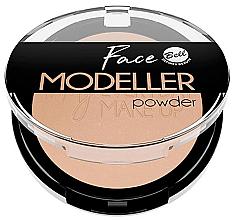 Düfte, Parfümerie und Kosmetik Konturierender Gesichtspuder - Bell Face Modeller Powder