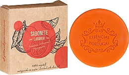 Düfte, Parfümerie und Kosmetik Naturseife Orange - Essencias De Portugal Orange Soap Live Portugal Collection