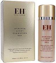 Feuchtigkeitsspendendes Gesichtsreinigungsgel für alle Hauttypen - Emma Hardie Moringa Light Cleansing Gel — Bild N1