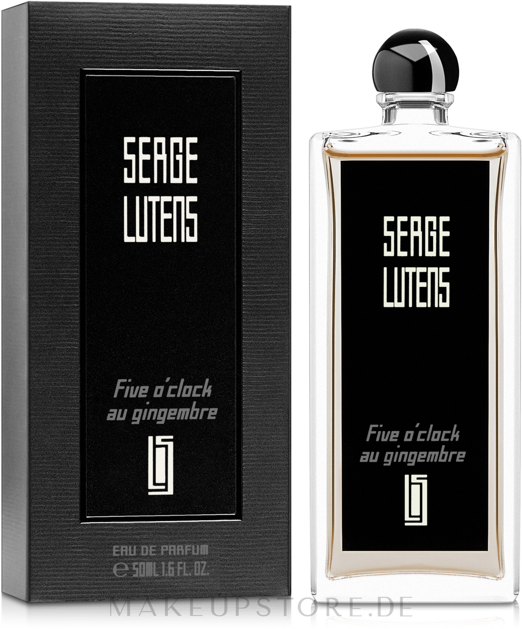 Serge Lutens Five O'Clock Au Gingembre - Eau de Parfum — Bild 50 ml