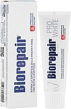 Düfte, Parfümerie und Kosmetik Aufhellende Zahnpasta Pro White - BioRepair PRO White