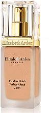 Düfte, Parfümerie und Kosmetik Podkłady w kremie - Elizabeth Arden Flawless Finish Perfectly Satin 24HR