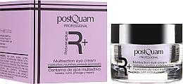 Düfte, Parfümerie und Kosmetik Multiaktive Creme für die Augenkontur - PostQuam Resveraplus Multiaction Eye Cream