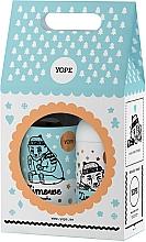 Düfte, Parfümerie und Kosmetik Körperpflegeset - Yope Zimowe Ciasteczka (Körperbalsam 300ml + Flüssigseife 500ml)