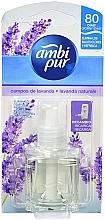 Düfte, Parfümerie und Kosmetik Nachfüller für elektrischen Lufterfrischer Lavandel - Ambi Pur Electric Air Freshener Refill Lavander