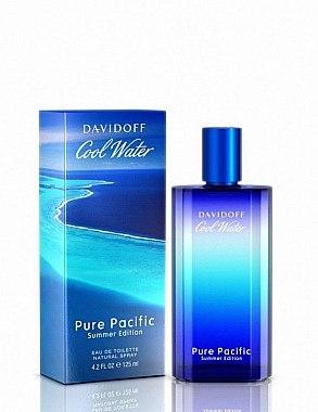 Davidoff Cool Water Pure Pacific Man - Eau de Toilette — Bild N1