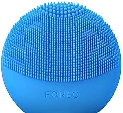 Düfte, Parfümerie und Kosmetik Kompakte Gesichtsreinigungsbürste blau - Foreo Luna Play Smart 2 Peek-A-Blue