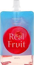 Düfte, Parfümerie und Kosmetik Beruhigendes Körpergel mit Cranberry - Skin79 Real Fruit Real Fruit Cranberry Soothing Gel