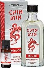 Düfte, Parfümerie und Kosmetik Kühlendes, regenerierendes und wohltuendes Minzöl für den Körper - Styx Naturcosmetic Chin Min Minz Oil