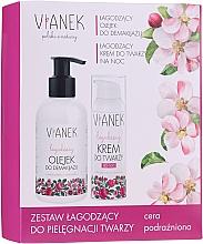 Düfte, Parfümerie und Kosmetik Gesichtspflegeset - Vianek (Öl/150ml + Nachtcreme/50ml + Gesichtsmaske/10ml)