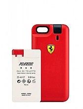 Düfte, Parfümerie und Kosmetik Ferrari Scuderia Ferrari Red - Duftset (Eau de Toilette/25ml + Case)