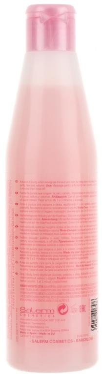 Reinigungsshampoo - Salerm Linea SPA Purificante Shampoo  — Bild N2