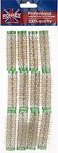 Düfte, Parfümerie und Kosmetik Drahtwickler 15/63 mm grün - Ronney Wire Curlers