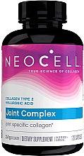 Düfte, Parfümerie und Kosmetik Nahrungsergänzugsmittel Kollagen Typ 2 mit Hyaluronsäure 120 Kapseln - NeoCell Collagen 2 Joint Complex