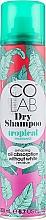 Düfte, Parfümerie und Kosmetik Trockenshampoo mit tropischemduft - Colab Tropical Dry Shampoo