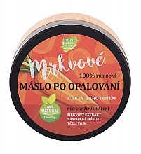 Düfte, Parfümerie und Kosmetik 100% Natürliche After Sun Körperbutter mit Beta-Carotin - Vivaco Bio Carrot After Sun Butter