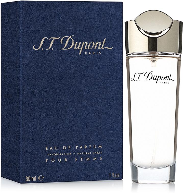 S.T. Dupont Pour Femme - Eau de Parfum — Bild N3