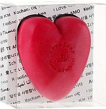 Düfte, Parfümerie und Kosmetik Naturseife Love - Essencias De Portugal Transparent Box Love Soap Special Edition