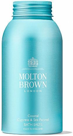 Molton Brown Coastal Cypress & Sea Fennel Bath Salts - Badesalz Zypresse & Meerfenchel — Bild N1