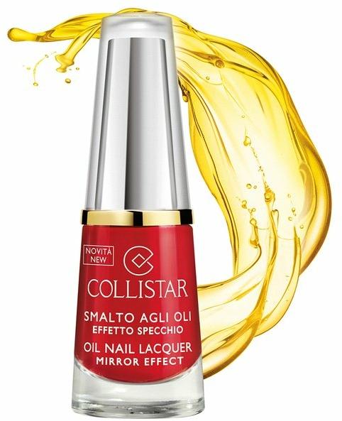 Nagellack - Collistar Oil Nail Lacquer Mirror Effect — Bild N3