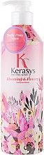 """Düfte, Parfümerie und Kosmetik Parfümierte Haarspülung """"Blooming & Flowery"""" - KeraSys Blooming & Flowery Perfumed"""