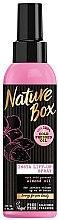 Düfte, Parfümerie und Kosmetik Haarspray mit kaltgepresstem Mandelöl - Nature Box Almond Oil Insta Lift-Up Spray