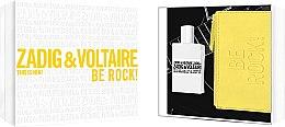 Düfte, Parfümerie und Kosmetik Zadig & Voltaire This is Her - Duftset (Eau de Parfum 50ml + Ledertasche)