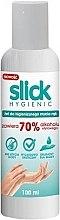 Düfte, Parfümerie und Kosmetik Antibakterielles Handgel - Slick Hygienic Antibacterial Hand Gel