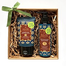 Düfte, Parfümerie und Kosmetik Körperpflegeset - Sabai Thai Jasmine (Handcreme 100ml + Körperlotion 200ml)
