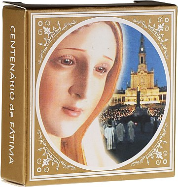 Naturseife Jasmine - Essencias De Portugal Lady of Fatima Jasmine Soap Religious Collection — Bild N1