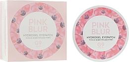 Düfte, Parfümerie und Kosmetik Beruhigende und feuchtigkeitsspendende Hydrogel-Augenpatches - G9Skin Pink Blur Hydrogel Eyepatch