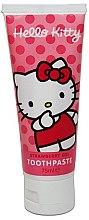 Düfte, Parfümerie und Kosmetik Kinderzahnpasta-Gel mit Erdbeergeschmack Hello Kitty - VitalCare Hello Kitty