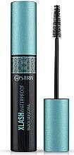 Düfte, Parfümerie und Kosmetik Wasserfeste Mascara für lange Wimpern - Astra Make-up Xlash Waterproof Mascara