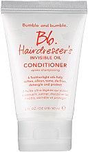 Düfte, Parfümerie und Kosmetik Haarspülung mit 6 Ölen - Bumble and Bumble Hairdresser's Invisible Oil Conditioner Travel Size