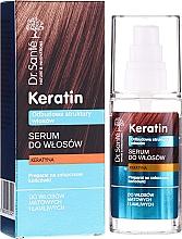 Düfte, Parfümerie und Kosmetik Serum für stumpfes und sprödes Haar mit Keratin - Dr. Sante Keratin