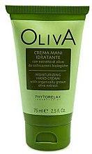 Düfte, Parfümerie und Kosmetik Feuchtigkeitsspendende Handcreme mit Olivenöl-Extrakt - Phytorelax Laboratories Olive Moisturizing Hand Cream