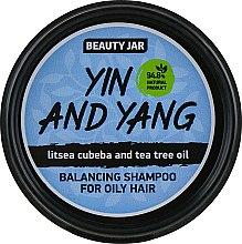 """Shampoo für fettiges Haar """"Yin und Yang"""" - Beauty Jar Shampoo For Oily Hair — Bild N2"""