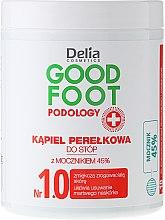 Düfte, Parfümerie und Kosmetik Perlensalzbad - Delia Cosmetics Good Foot Podology Nr 1.0