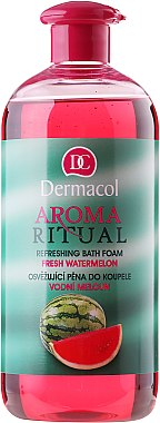 Erfrischendes Schaumbad mit Wassermelone - Dermacol Aroma Ritual Bath Foam Fresh Watermelon — Bild N1