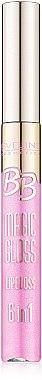 Lipgloss - Eveline Cosmetics BB Magic Gloss Lipgloss 6 w 1 — Bild N1