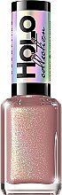 Düfte, Parfümerie und Kosmetik Nagellack - Eveline Cosmetics Holo Collection Nail Polish